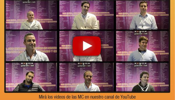 Hacé CLICK para ver los Videos de las MC en nuestro Canal de YouTube »