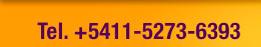 TEL: +5411-5273-6393