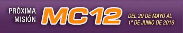 Próxima Misión Comercial MC12 | 29 de mayo al 1ro. de junio de 2016 | Más Información »