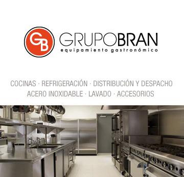 Grupo Bran - Equipamiento Gastronómico