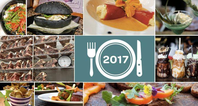 10 Tendencias gastronómicas para atraer clientes en 2017
