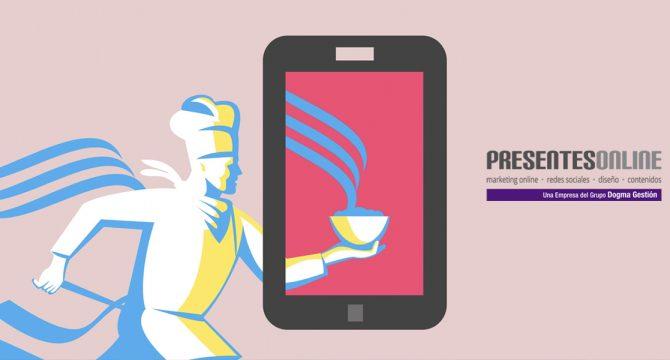 Cómo ayudan las redes sociales a potenciar tu emprendimiento gastronómico