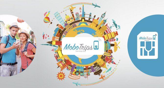 Mobo Trips: beneficios en comunicación móvil para turistas