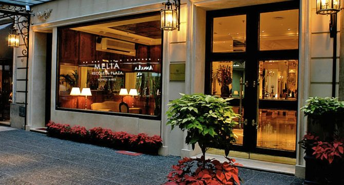 Hotel Meliá Recoleta Plaza