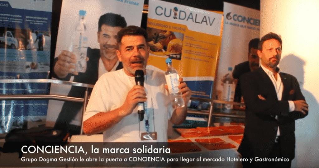 Julián Weich de Conciencia en Jornada de Negociación 3 by Grupo Dogma Gestión