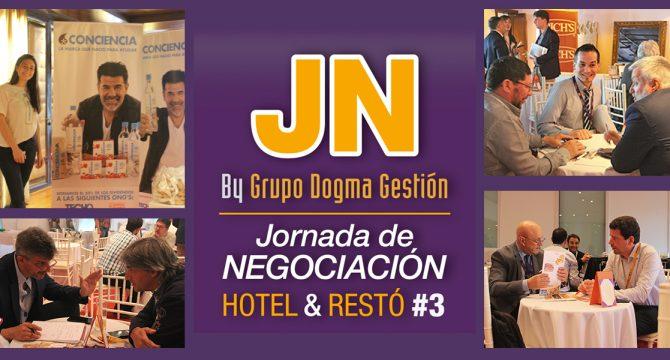 Grupo Dogma Gestion JN3 Jornada-Negociacion #evento #exito #Negocios #B2B