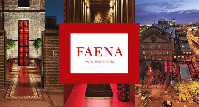 Hotel Faena Buenos Aires