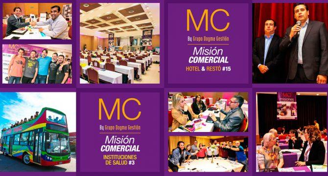 Éxito por partida doble: MC Instituciones de Salud #3 y MC Hotel & Restó #15