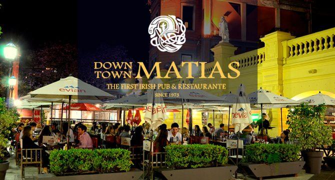 Down Town Matías