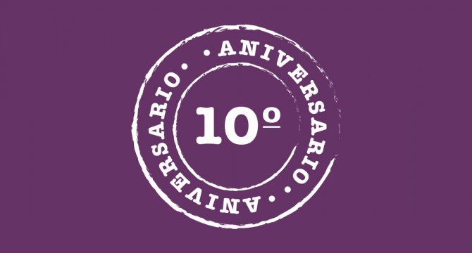 Grupo Dogma Gestion - Sello 10º Aniversario