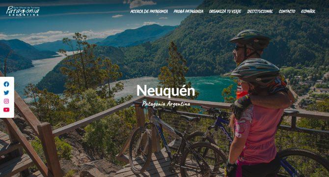 Ente Patagonia estrenó su nueva web de turismo