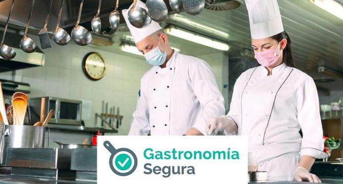 Lanzan la primera certificación de calidad para manipulación de alimentos frente al Covid-19