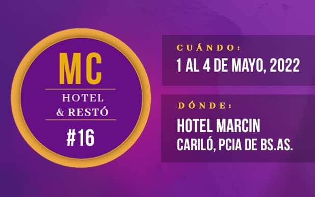 MC#16 Hotel & Restó - Grupo Dogma Gestión